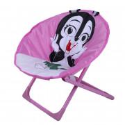 3878 Child Moon Chair стул скл. дет. сталь