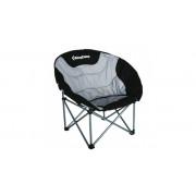 3889 Deluxe Moon Chair    кресло скл. cталь