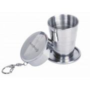 3002 foldable mug I стакан нерж. сталь