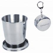 3003 foldable mug II стакан нерж. сталь