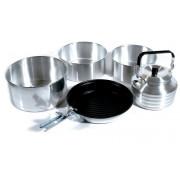 3903 CAMPER 4 Набор посуды 5 предметов