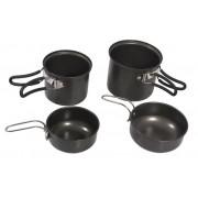 3909 TREKKER II набор посуды 4 предм