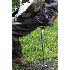 Складной стульчик-сидушка, 1 нога