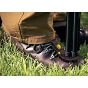 Упор для оружия на ботинок для отдыха
