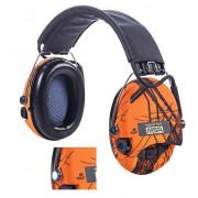 Наушники активные MSA Sordin Supreme Pro-X Camo, orange-MossyOak SOR75302-X-09