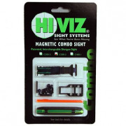 Комплект из оптоволоконных мушки и целика Hiviz (модели TS-2002 и M300) 5,5 мм - 8,3 мм