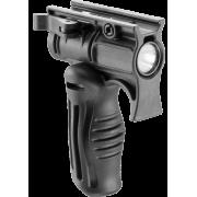 Складная рукоять с креплением для фонарика диаметром 1 дюйм FFGS-1