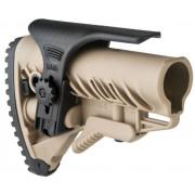 Упор щеки для приклада FAB-Defense GLR 16 (чёрный)