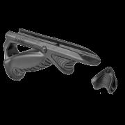 Комплект из тактической рукоятки и упора для установки на цевьё FAB-Defense PTK-VTS COMBO (чёрные)