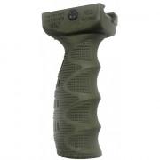 Прорезиненная эргономичная рукоять зелёная fx-regg, FAB-Defense