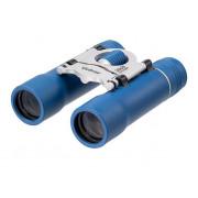 Бинокль Veber Sport new БН 10x25 синий-серебристый