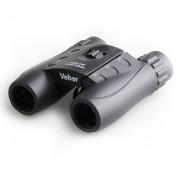 Бинокль Veber WP 10x25 чёрный, 20762