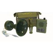 Электронный манок Егерь-56D с динамиком TK9 и духовым манком.
